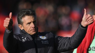 Puel ready to utilise his squad