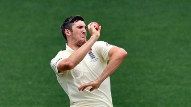 Overton hopeful of Ashes start
