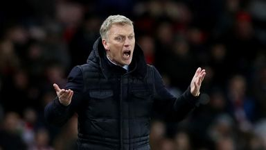 'West Ham madness a worry for Moyes'