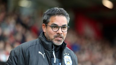 David Wagner bemoans 'incorrect' decisions in Huddersfield defeat