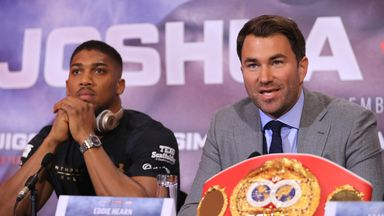 Hearn targets Parker next for AJ