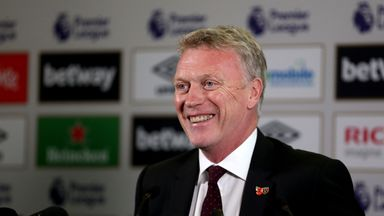 Moyes 'comfortable' with short deal