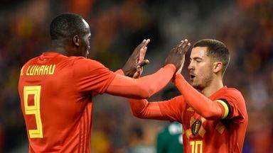 Lukaku: I was born to score goals