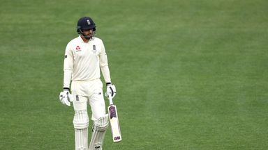 Harris: England batting vulnerable