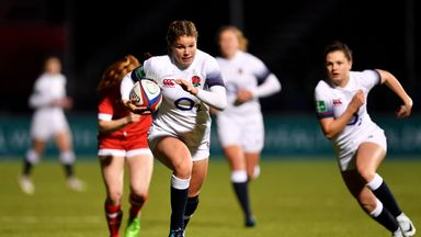 Jess Breach relishes Red Roses win