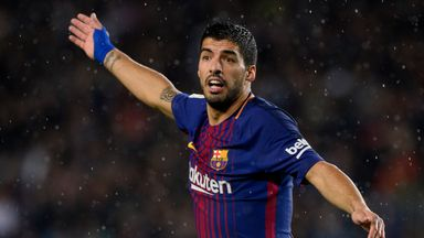 What's up with Suarez?