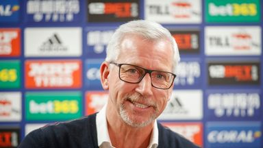 Pardew: Points are everything