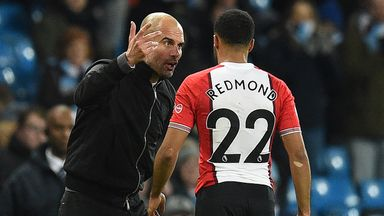 What happened between Pep & Redmond?