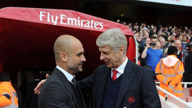 Pep: I wanted to play for Wenger