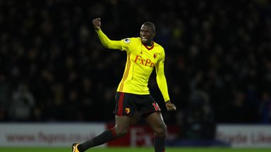 Gracia: Doucoure focused on Watford