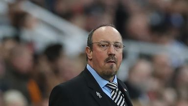 Benitez: I don't know my budget