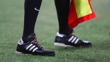 Rainbow Laces: 'We're moving the right way'