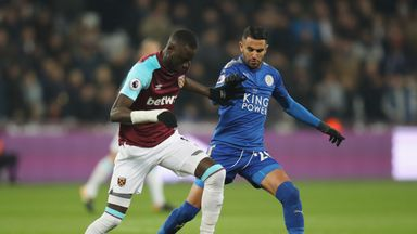 West Ham 1-1 Leicester
