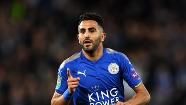 Puel: Mahrez move is speculation