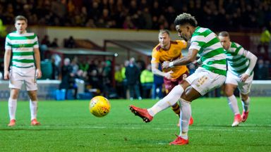 Motherwell 1-1 Celtic