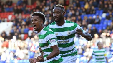 St Johnstone 0-4 Celtic