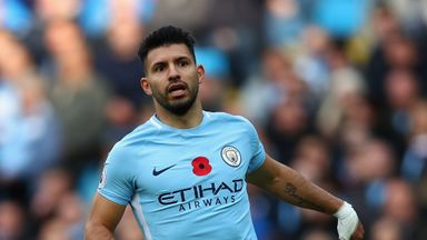 Lescott: Aguero not the best 'all-round striker'