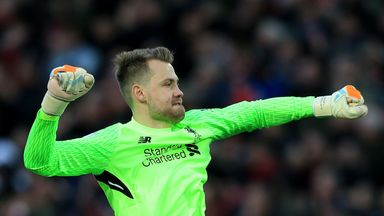 Mignolet: I'll fight for my place