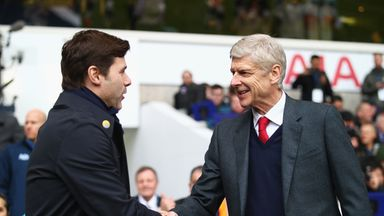 'Pochettino like Wenger of old'