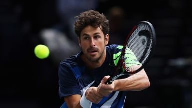 Lovely Haase forehand