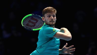 Goffin's eye fully recovered