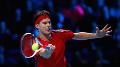 Go hard or go home: Thiem analysis