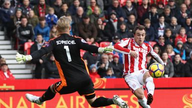 Shaqiri frustrated at dropped points