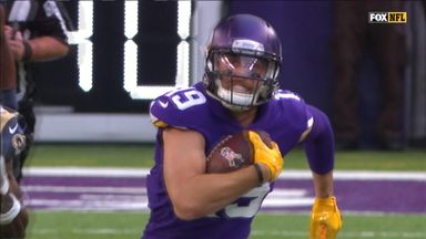 Thielen's 65-yard catch and run TD