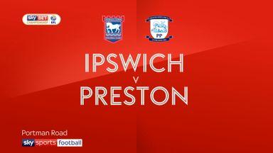 Ipswich 3-0 Preston