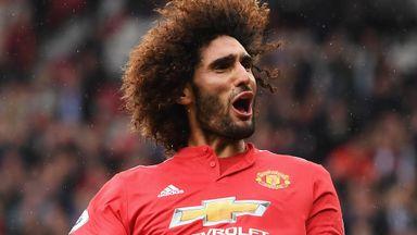 Mourinho fears Fellaini exit