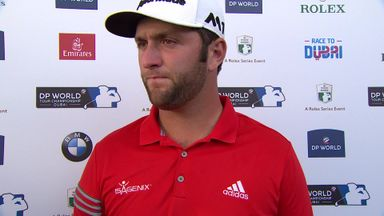 Rahm a double winner in Dubai