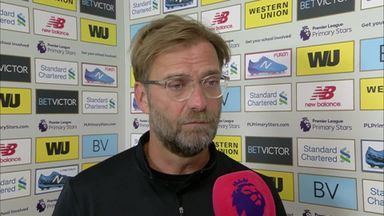 Klopp proud of display