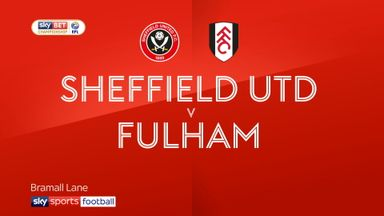Sheffield Utd 4-5 Fulham