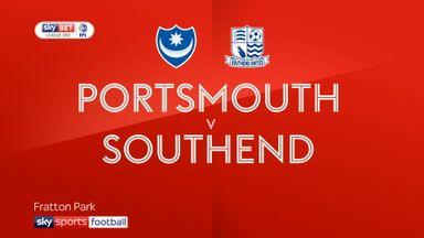 Portsmouth 1-0 Southend