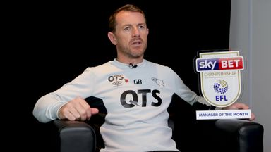 Gary Rowett - October MOTM