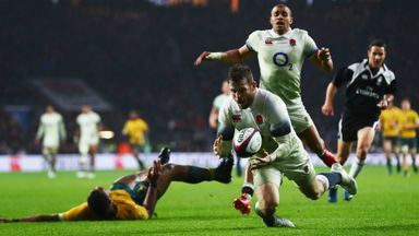 England 30-6 Australia