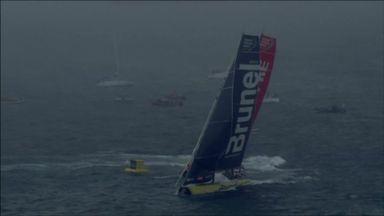 Brunel win In-Port thriller