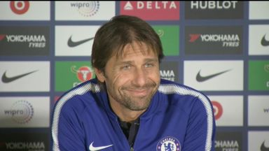 Conte: Luiz back in squad