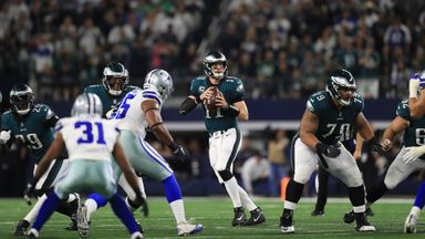 Eagles 37-9 Cowboys