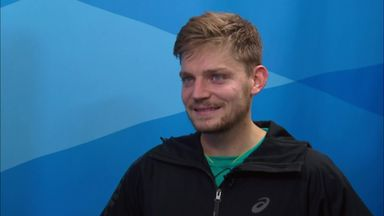 Goffin: A dream to beat Roger