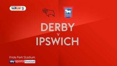 Derby 0-1 Ipswich