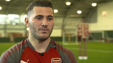 Kolasinac relishing derby debut