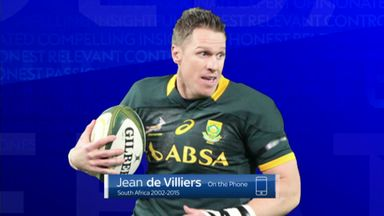 De Villiers questions RWC lobbying