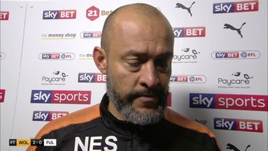 Wolves display delights Nuno