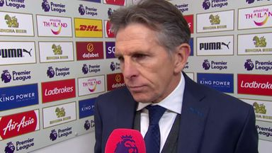 Puel: Promising for the future