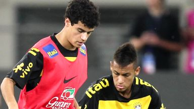 Coutinho: Neymar will win Ballon d'Or