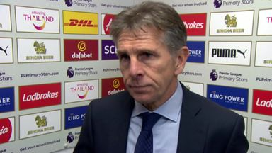 Puel: Defeat hard to take