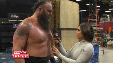 Nothing will stand in Strowman's way
