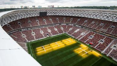 World Cup 2018 venue guide
