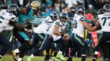 Seahawks 24-30 Jaguars